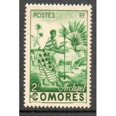 Comores N ° 004 N *