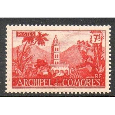 Comores N ° 007 N *