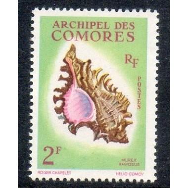 Comores N ° 021 N *