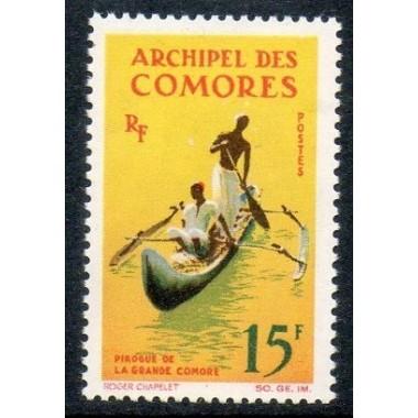 Comores N ° 033 N *