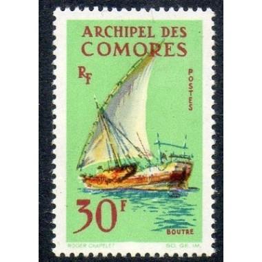 Comores N ° 034 N *