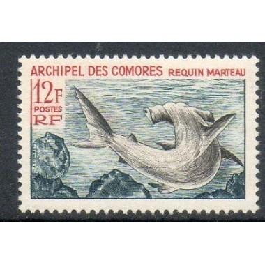 Comores N ° 036 N *