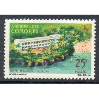 Comores N ° 040 N *