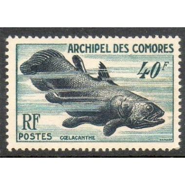 Comores N ° 013 Obli