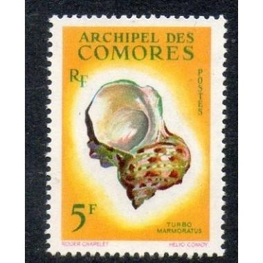 Comores N ° 022 Obli