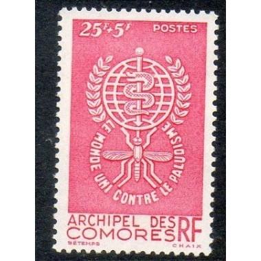 Comores N ° 025 Obli