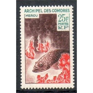Comores N ° 038 Obli