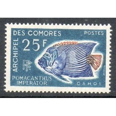Comores N ° 048 Obli