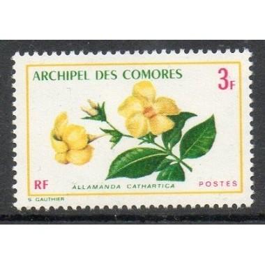 Comores N ° 070 Obli