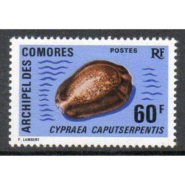 Comores N ° 076 Obli