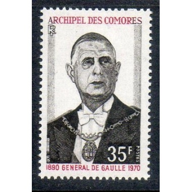 Comores N ° 078 Obli