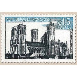 FR N° 1235 Neuf Luxe de 1960