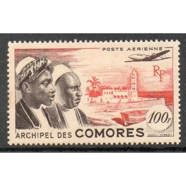 Comores N° PA002 N *