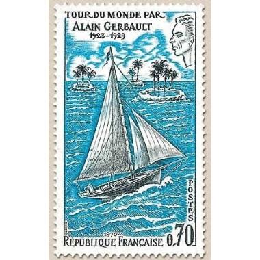 FR N° 1621 Oblit