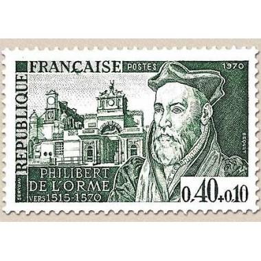 FR N° 1625 Oblit