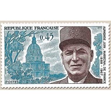 FR N° 1630 Oblit