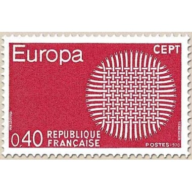 FR N° 1637 Oblit