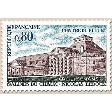 FR N° 1651 Oblit