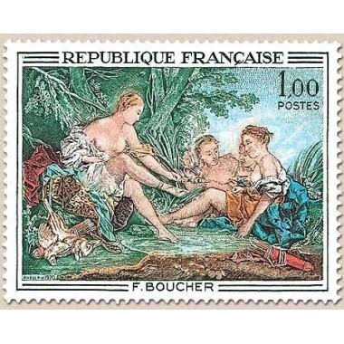FR N° 1652 Oblit