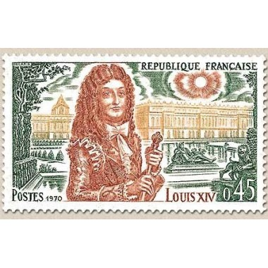 FR N° 1656 Oblit