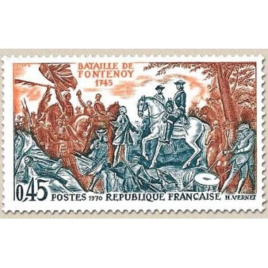 FR N° 1657 Oblit