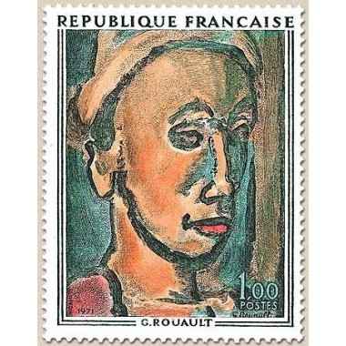 FR N° 1673 Oblit