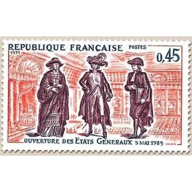 FR N° 1678 Oblit