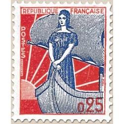 FR N° 1234 Neuf Luxe de 1960