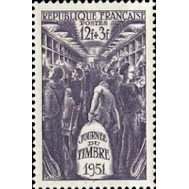 FR N° 0879 Neuf Luxe de 1951