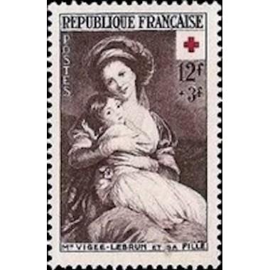 FR N° 0966 Neuf Luxe de 1953