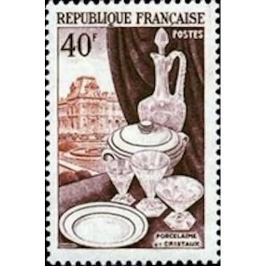 FR N° 0972 Neuf Luxe de 1954