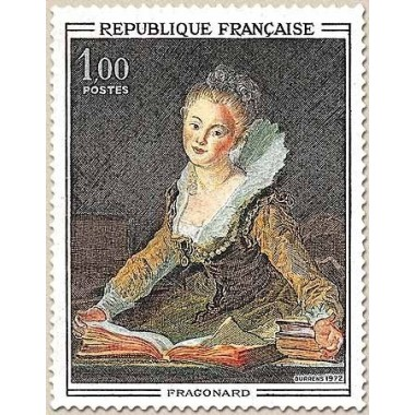 FR N° 1702 Oblit