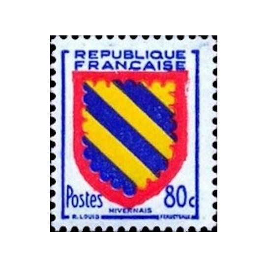FR N° 1001 Neuf Luxe de 1954