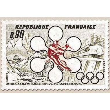 FR N° 1705 Oblit