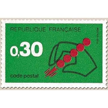 FR N° 1719 Oblit