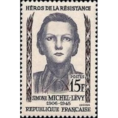 FR N° 1159 Neuf Luxe de 1958