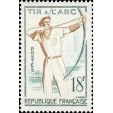 FR N° 1163 Neuf Luxe de 1958