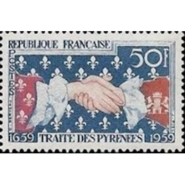 France N° 1223 Neuf **