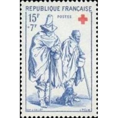FR N° 1140 Neuf Luxe de 1957