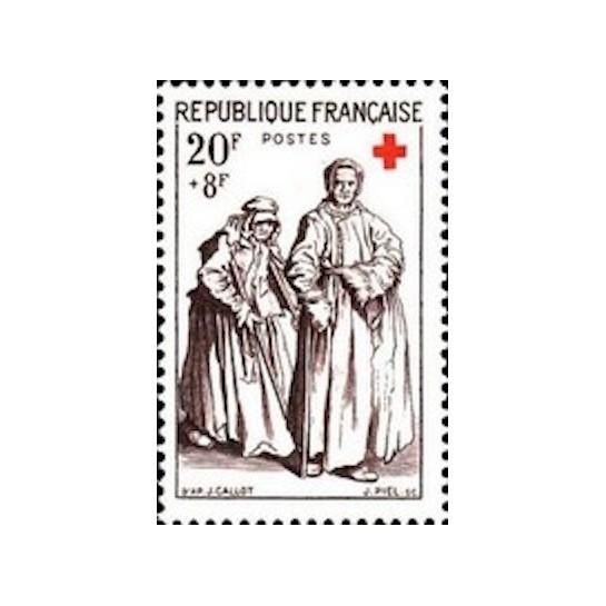 FR N° 1141 Neuf Luxe de 1957