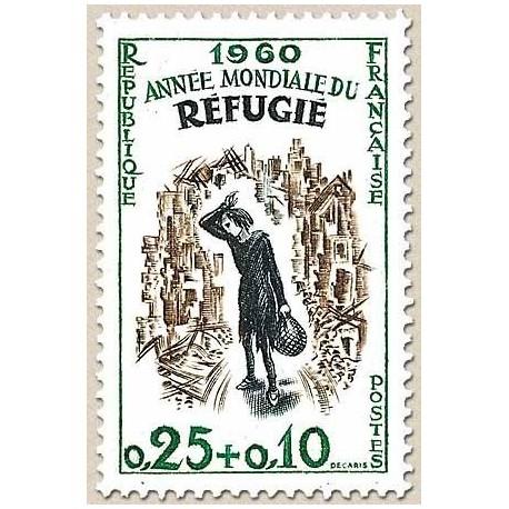 FR N° 1253 Neuf Luxe de 1960