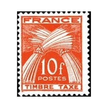 T A N° 086 Oblit