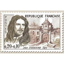 FR N° 1258 Neuf Luxe de 1960