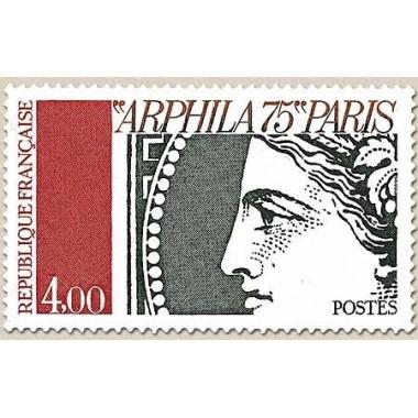 FR N° 1833 Oblit