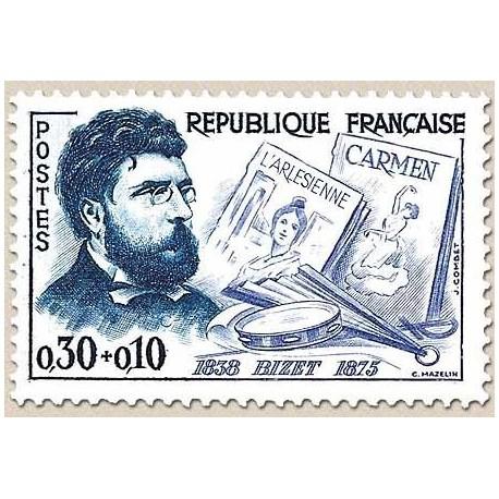 FR N° 1261 Neuf Luxe de 1960