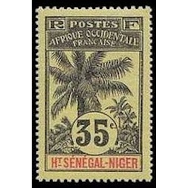 Hau Sene Niger N° 10 Neuf *