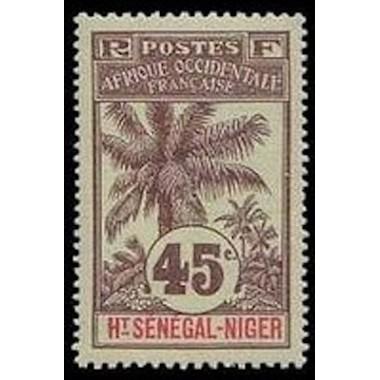 Hau Sene Niger N° 12 Neuf *