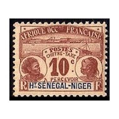 Hau Sene Niger TA N° 02 Neuf *