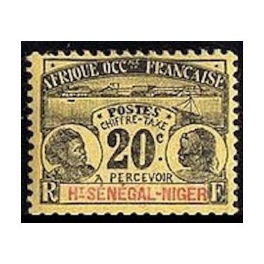 Hau Sene Niger TA N° 04 Neuf *