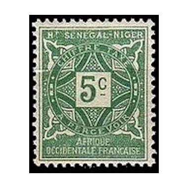 Hau Sene Niger TA N° 08 Neuf *